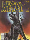 Cover for Heavy Metal Magazine (HM Communications, Inc., 1977 series) #v4#1 [Direct Sales]