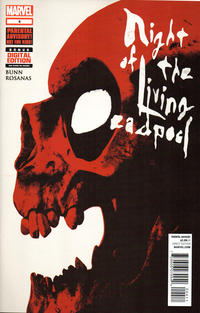 Cover Thumbnail for Night of the Living Deadpool (Marvel, 2014 series) #4