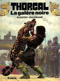 Cover Thumbnail for Thorgal (Le Lombard, 1980 series) #4 - La galère noire
