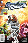 Cover for Green Lantern: New Guardians (DC, 2011 series) #29