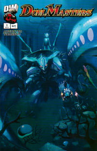 Cover Thumbnail for Duel Masters (Dreamwave Productions, 2003 series) #1