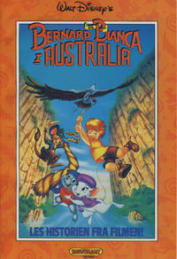 Cover Thumbnail for Bernard og Bianca i Australia [Bilag til Donald Duck & Co] (Hjemmet, 1991 series)