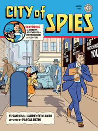 Cover Thumbnail for City of Spies (First Second, 2010 series)