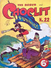 Cover for The Bosun and Choclit Funnies (Elmsdale, 1946 series) #22