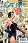 Cover for Catwoman (DC, 2011 series) #29