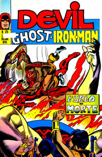 Cover Thumbnail for Devil - Ghost - Iron Man (Editoriale Corno, 1974 series) #125