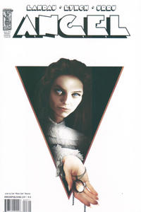 Cover Thumbnail for Angel (IDW, 2009 series) #25 [Sam Shearon Retailer Incentive Cover (1 in 25)]