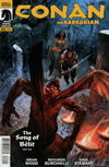 Cover for Conan the Barbarian (Dark Horse, 2012 series) #22 [109]