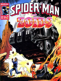 Cover Thumbnail for Spider-Man and Zoids (Marvel UK, 1986 series) #23