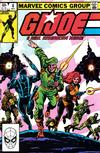 Cover Thumbnail for G.I. Joe, A Real American Hero (1982 series) #4 [Direct Edition]