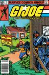 Cover Thumbnail for G.I. Joe, A Real American Hero (1982 series) #10 [Newsstand Edition]