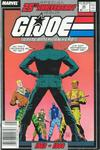 Cover Thumbnail for G.I. Joe, A Real American Hero (1982 series) #86 [Newsstand Edition]