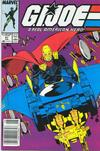 Cover Thumbnail for G.I. Joe, A Real American Hero (1982 series) #87 [Newsstand Edition]