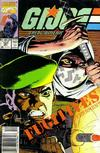 Cover Thumbnail for G.I. Joe, A Real American Hero (1982 series) #107 [Newsstand Edition]