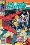 Cover Thumbnail for G.I. Joe, A Real American Hero (1982 series) #122 [Newsstand Edition]