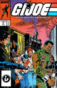 Cover Thumbnail for G.I. Joe, A Real American Hero (Marvel, 1982 series) #62 [Direct]