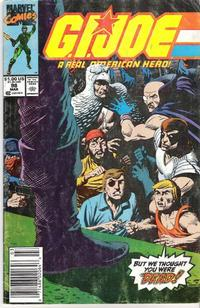 Cover Thumbnail for G.I. Joe, A Real American Hero (Marvel, 1982 series) #98