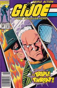 Cover Thumbnail for G.I. Joe, A Real American Hero (Marvel, 1982 series) #124