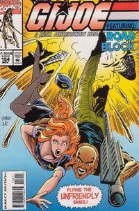Cover Thumbnail for G.I. Joe, A Real American Hero (Marvel, 1982 series) #154