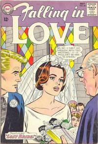 Cover Thumbnail for Falling in Love (DC, 1955 series) #68