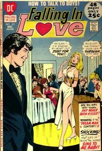 Cover for Falling in Love (1955 series) #127
