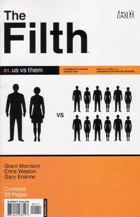 Cover Thumbnail for The Filth (DC, 2002 series) #1