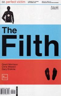 Cover Thumbnail for The Filth (DC, 2002 series) #2