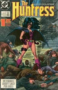 Cover Thumbnail for The Huntress (DC, 1989 series) #1