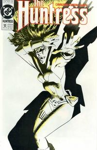 Cover Thumbnail for The Huntress (DC, 1989 series) #12