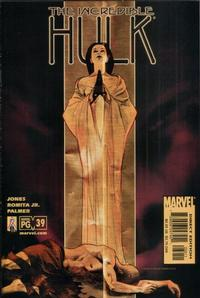 Cover for Incredible Hulk (Marvel, 2000 series) #39