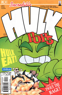 Cover Thumbnail for Incredible Hulk (Marvel, 2000 series) #41