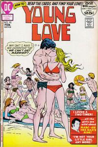 Cover Thumbnail for Young Love (DC, 1963 series) #92