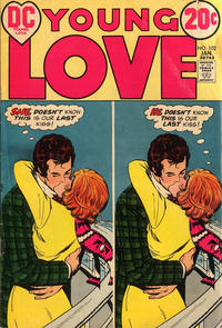 Cover Thumbnail for Young Love (DC, 1963 series) #102