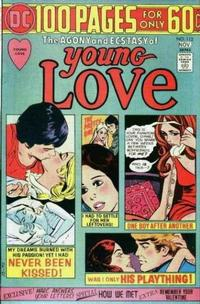 Cover for Young Love (1963 series) #112