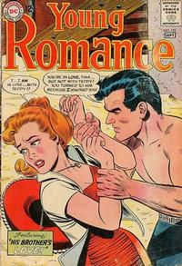 Cover for Young Romance (1963 series) #125