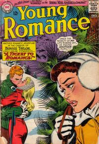 Cover Thumbnail for Young Romance (DC, 1963 series) #134