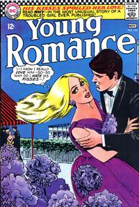 Cover for Young Romance (1963 series) #144