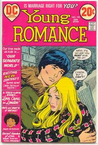 Cover for Young Romance (1963 series) #190
