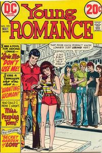 Cover Thumbnail for Young Romance (DC, 1963 series) #193