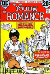 Cover for Young Romance (1963 series) #194