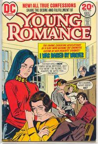 Cover Thumbnail for Young Romance (DC, 1963 series) #196