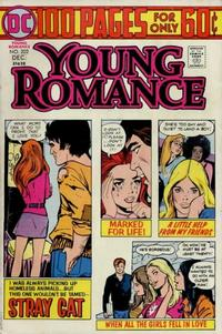 Cover Thumbnail for Young Romance (DC, 1963 series) #202