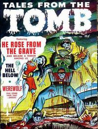Cover Thumbnail for Tales from the Tomb (Eerie Publications, 1969 series) #v1#6