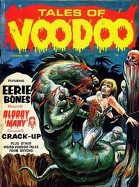 Cover Thumbnail for Tales of Voodoo (Eerie Publications, 1968 series) #v1#11