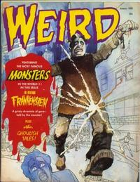 Cover Thumbnail for Weird (Eerie Publications, 1966 series) #v1#10