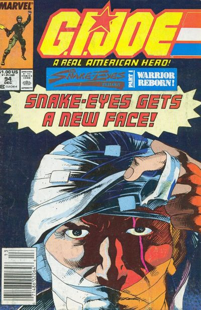 Cover for G.I. Joe, A Real American Hero (Marvel, 1982 series) #94