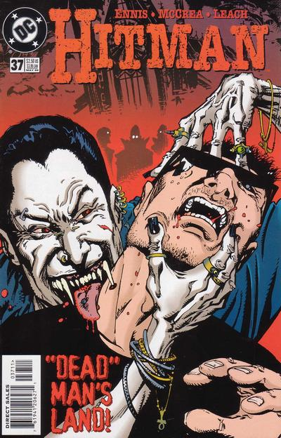 Cover for Hitman (DC, 1996 series) #37