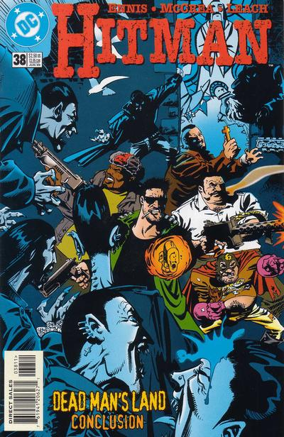 Cover for Hitman (DC, 1996 series) #38