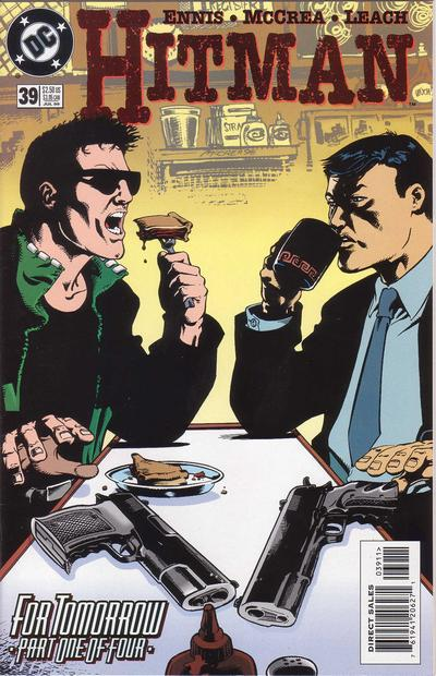 Cover for Hitman (DC, 1996 series) #39