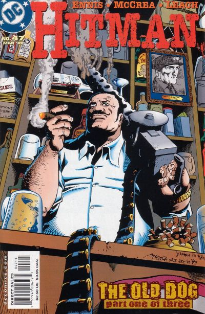 Cover for Hitman (1996 series) #47